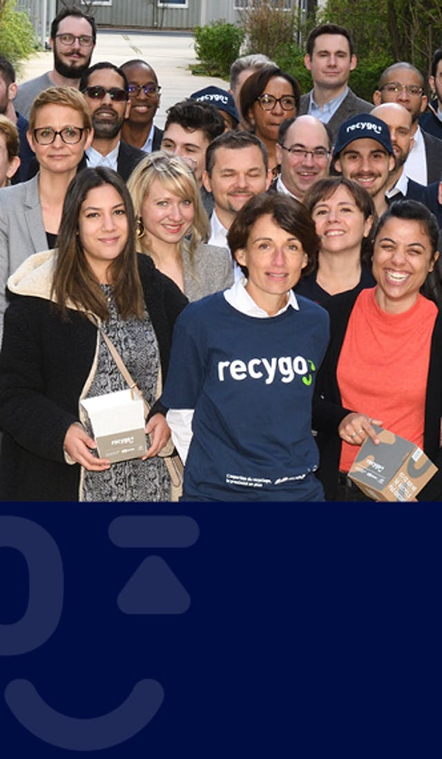 Recygo, une entreprise de tri et recyclage créé par La Poste et Suez