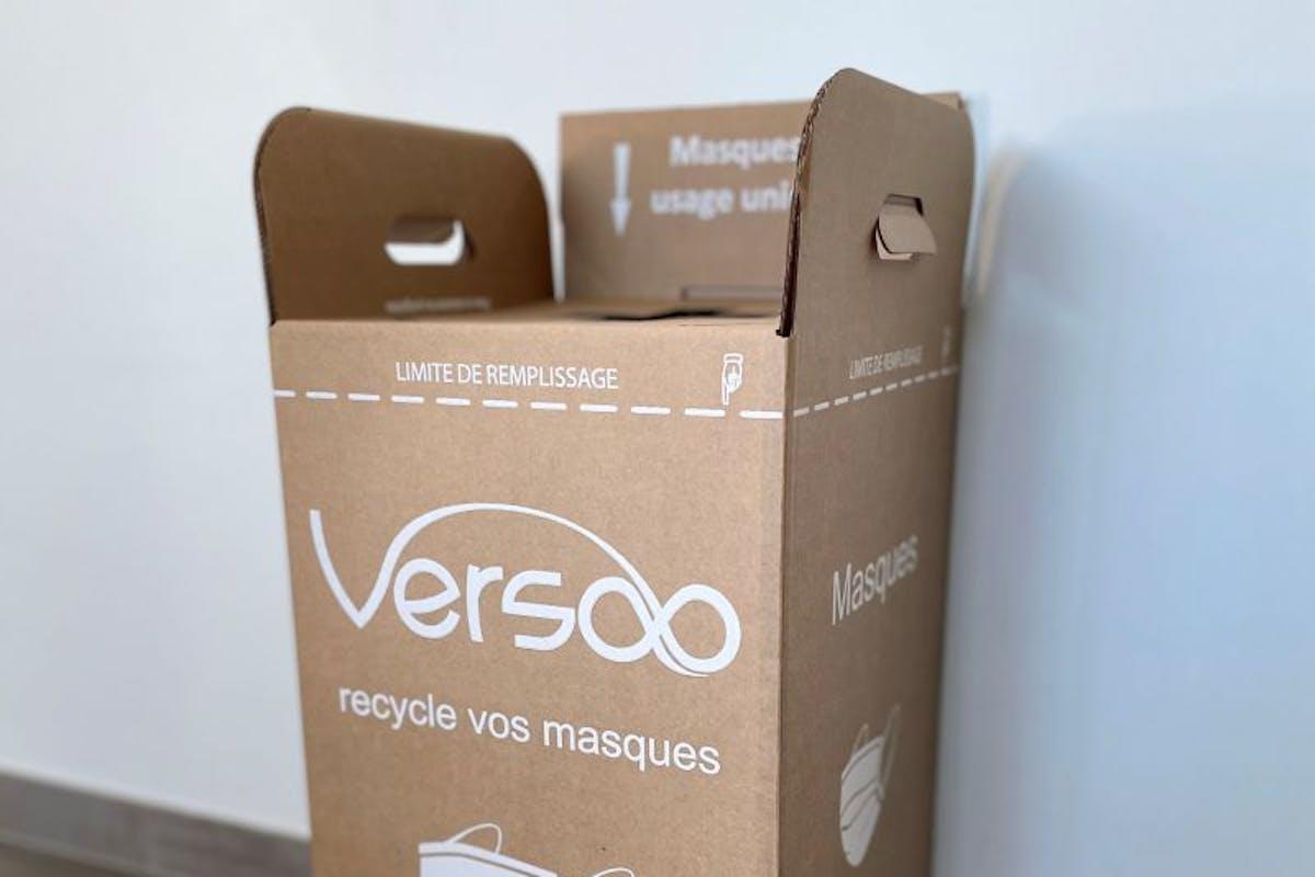 container RECYGO VERSOO