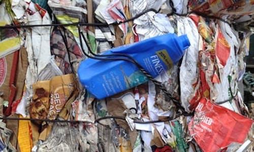 Enjeux du recyclage des plastiques