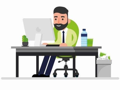 Limitez l'impact environnemental de votre bureau.
