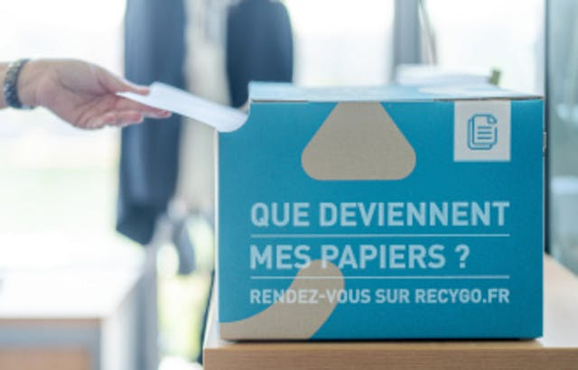 PMU trie et recycle ses déchets avec Recygo