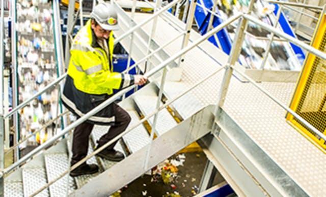 Que deviennent les déchets de bureau ?