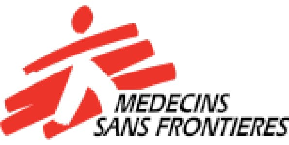 Médecins sans frontières client de Recygo