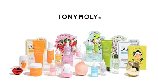 Tony Moly is korean skincare brand known for its light and gentle formulas