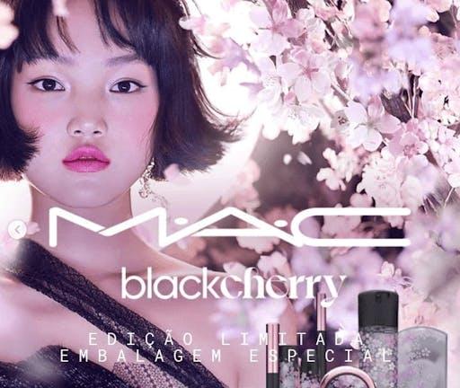 MAC Black Cherry Cosmetics