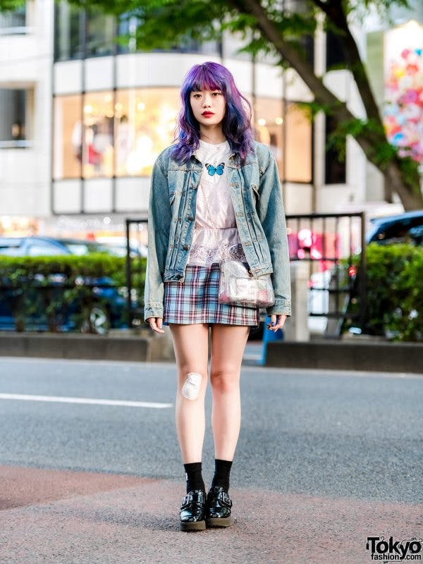 10 Kawaii Outfit Street Snaps From Tokyo Fashion