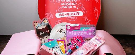 no make no life korean beauty box