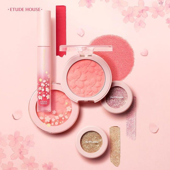 Review 3 Etude House Eye Shadows From