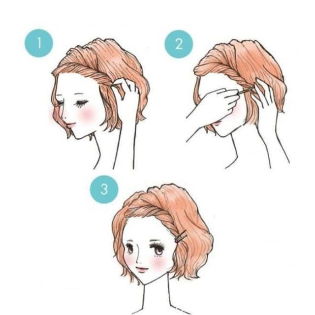 Kawaii Popular Japanese Hairstyles You Need To Try Nomakenolife The Best Korean And Japanese Beauty Box Straight From Tokyo To Your Door