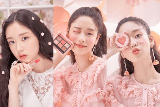 Etude House is famous for its cute and affordable korean makeup products