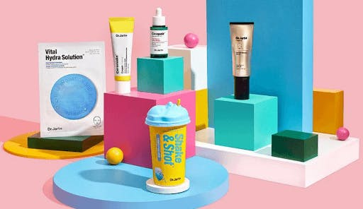 Dr Jart is a popular and affordable korean skincare and makeup brand