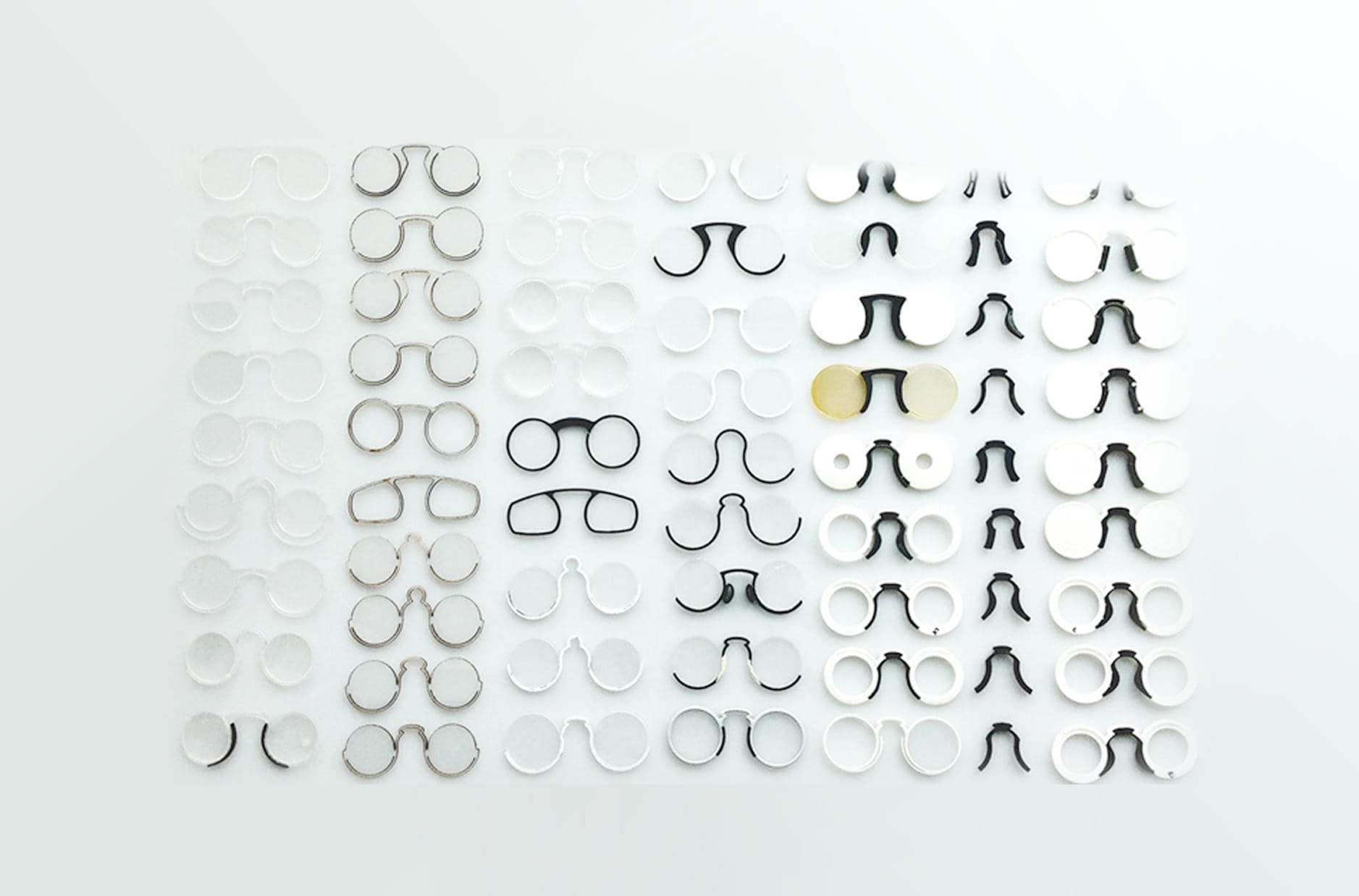 Nooz Optics Concept models binoculars manufacture