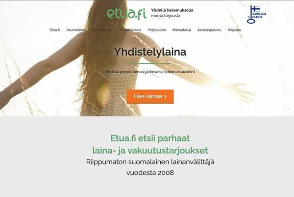 Etua.fi lainat