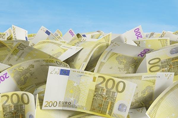 200€ seteleitä