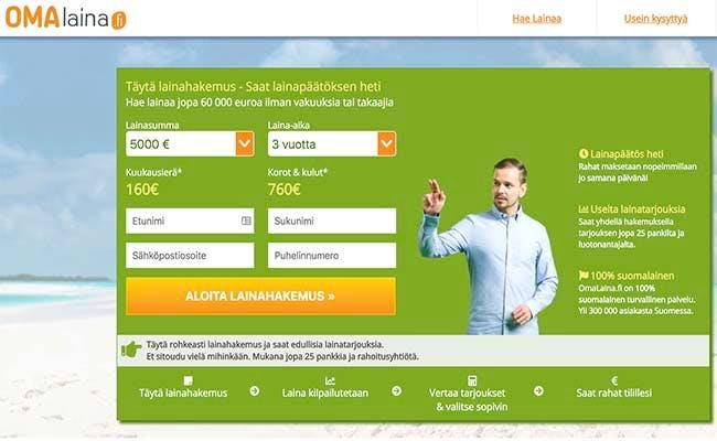 Omalaina.fi lainat