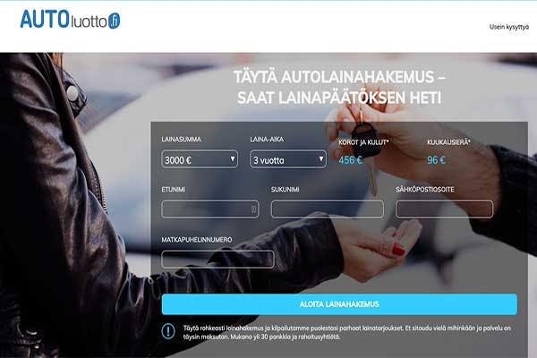 Autoluotto.fi