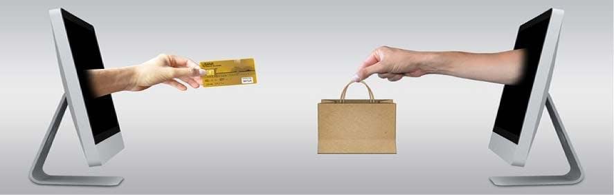 Köp med e-kort på nätet