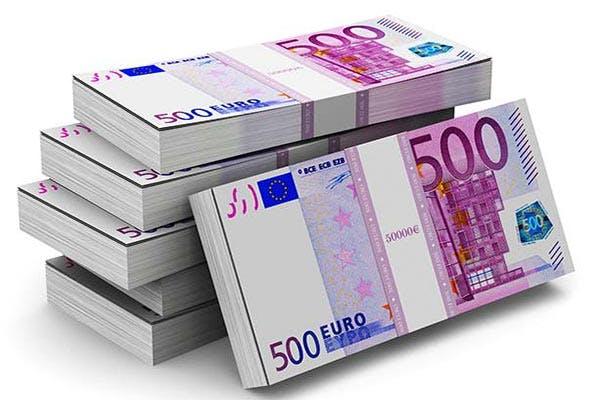500 euron setelit