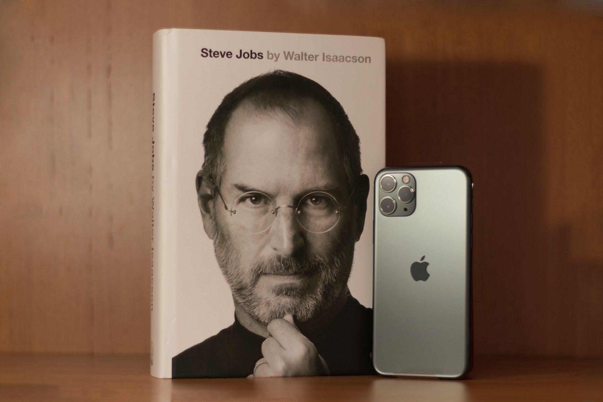 Livro do Steve Jobs