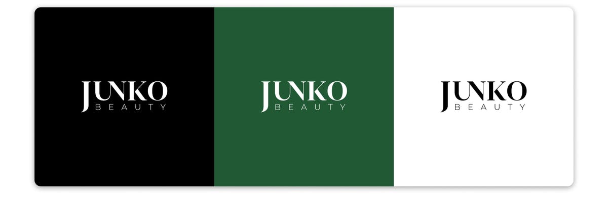 Logo Junko Beauty