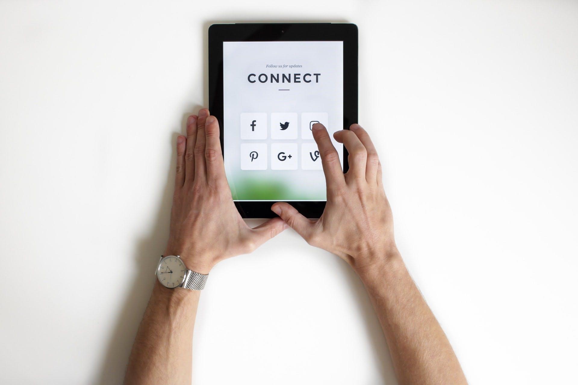 Estrategias de marketing digital, para utilizar nas redes sociais.