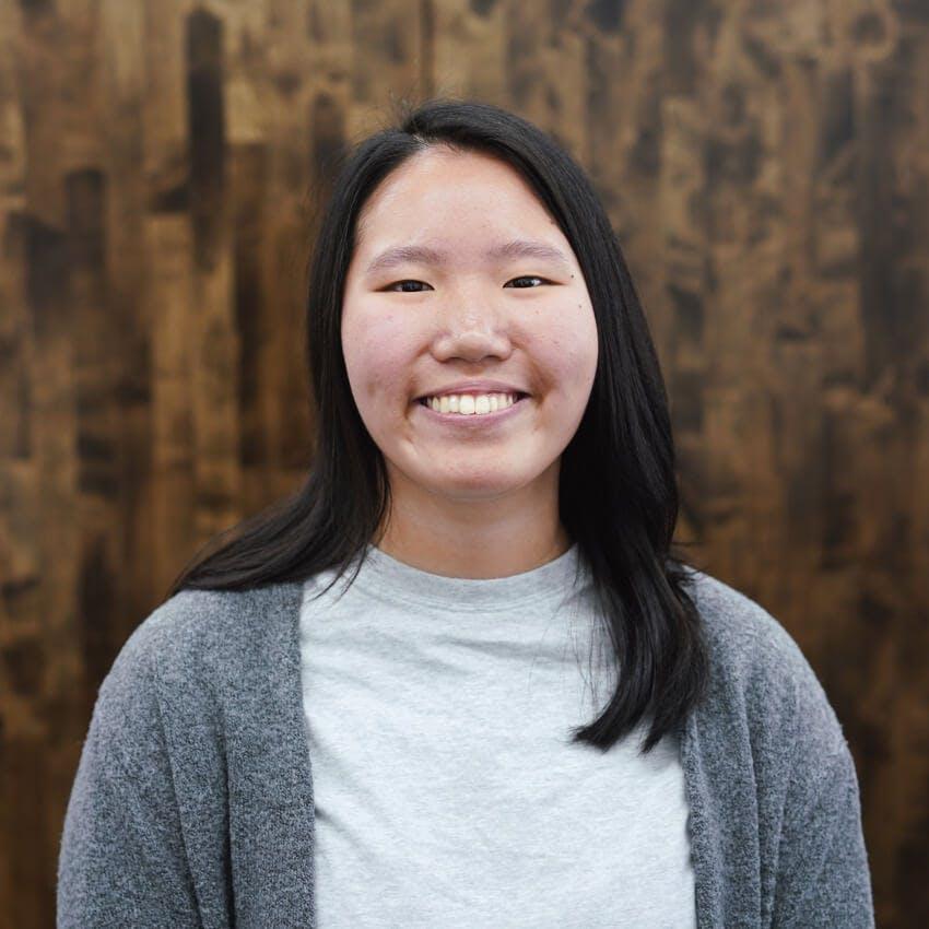 Portrait of Kimberly Chong.