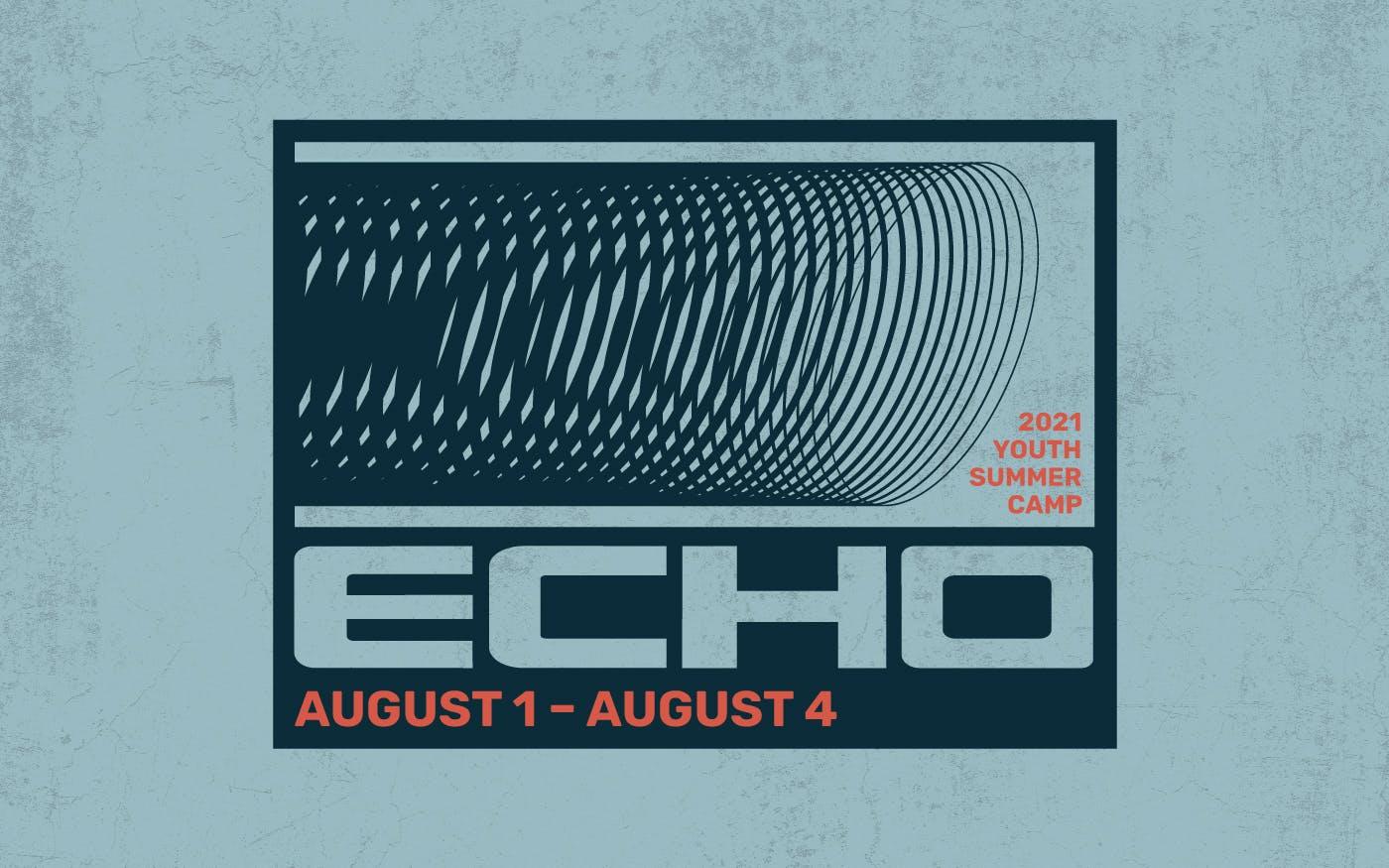 Echo Youth Summer Camp logo
