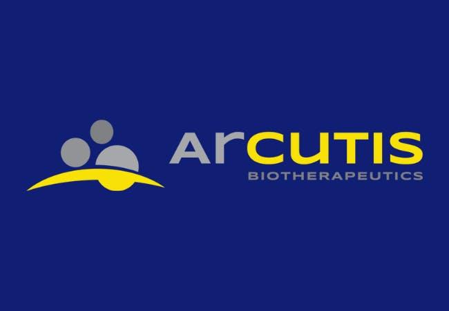 Logo of Arcutis Biotherapeutics.