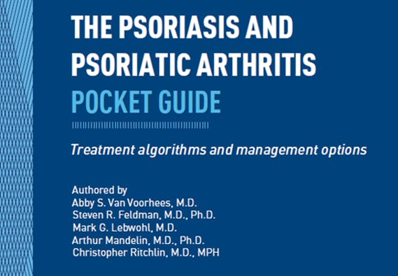 The Psoriasis and Psoriatic Arthritis Pocket Guide