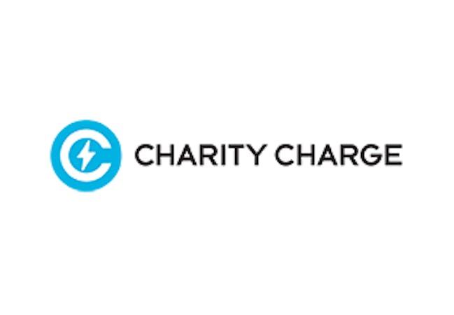 Charity Charge logo.