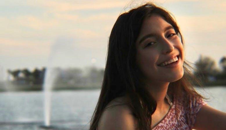 Photo of Youth Ambassador, Amber.