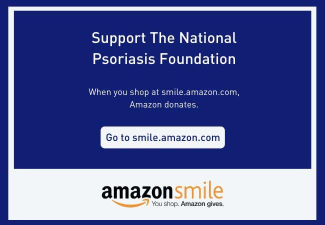 Amazon Smile and NPF mobile image