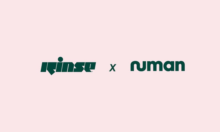 Mixing music and men's health: our partnership with Rinse FM