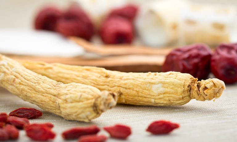 What are the benefits of ginseng for ED?