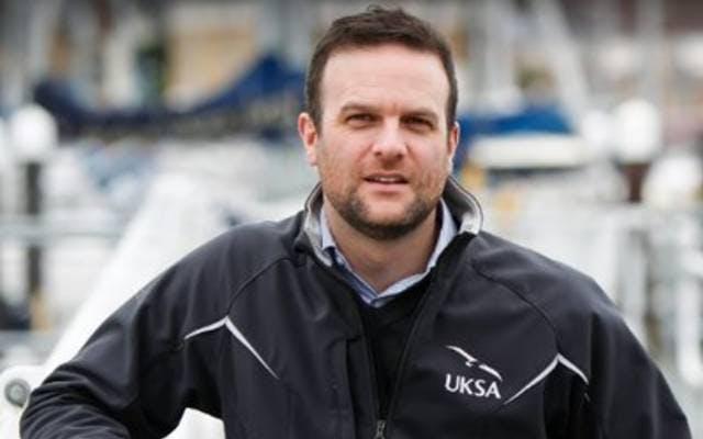 Ben Willows, CEO, UK Sailing Academy
