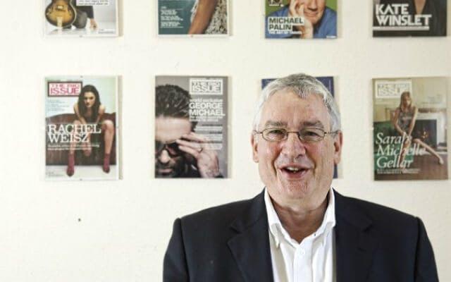 Nigel Kershaw, Chair, Big Issue