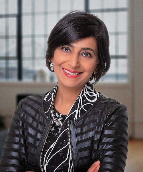 Ekta Singh-Bushell headshot