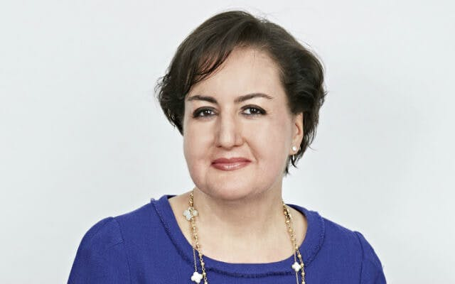 Massy Larizadeh, Trustee, London & Partners