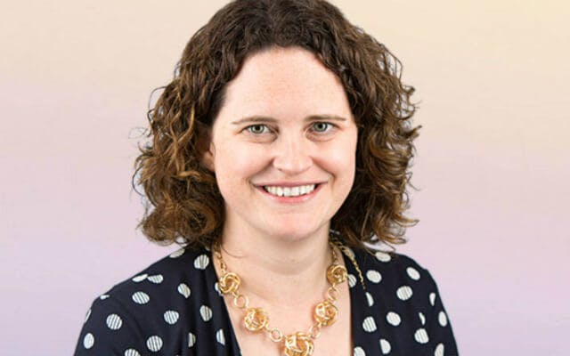 Leonie Foster, Customer Experience Committee, HMRC