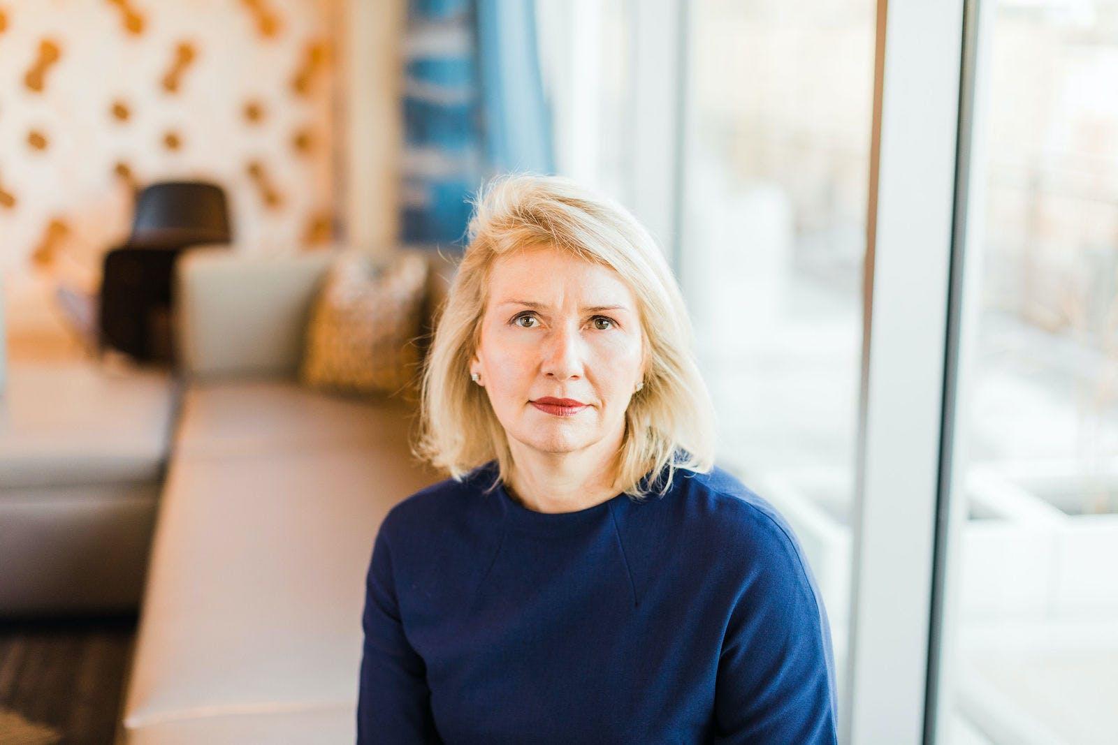 Susan Holliday, financial services expert