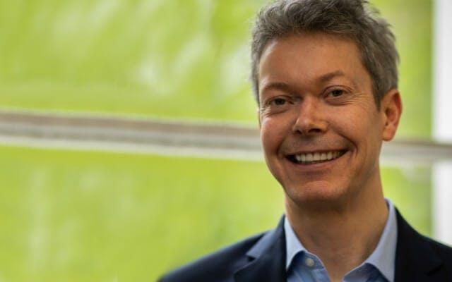 Sean Kennedy, CEO, London Irish Centre