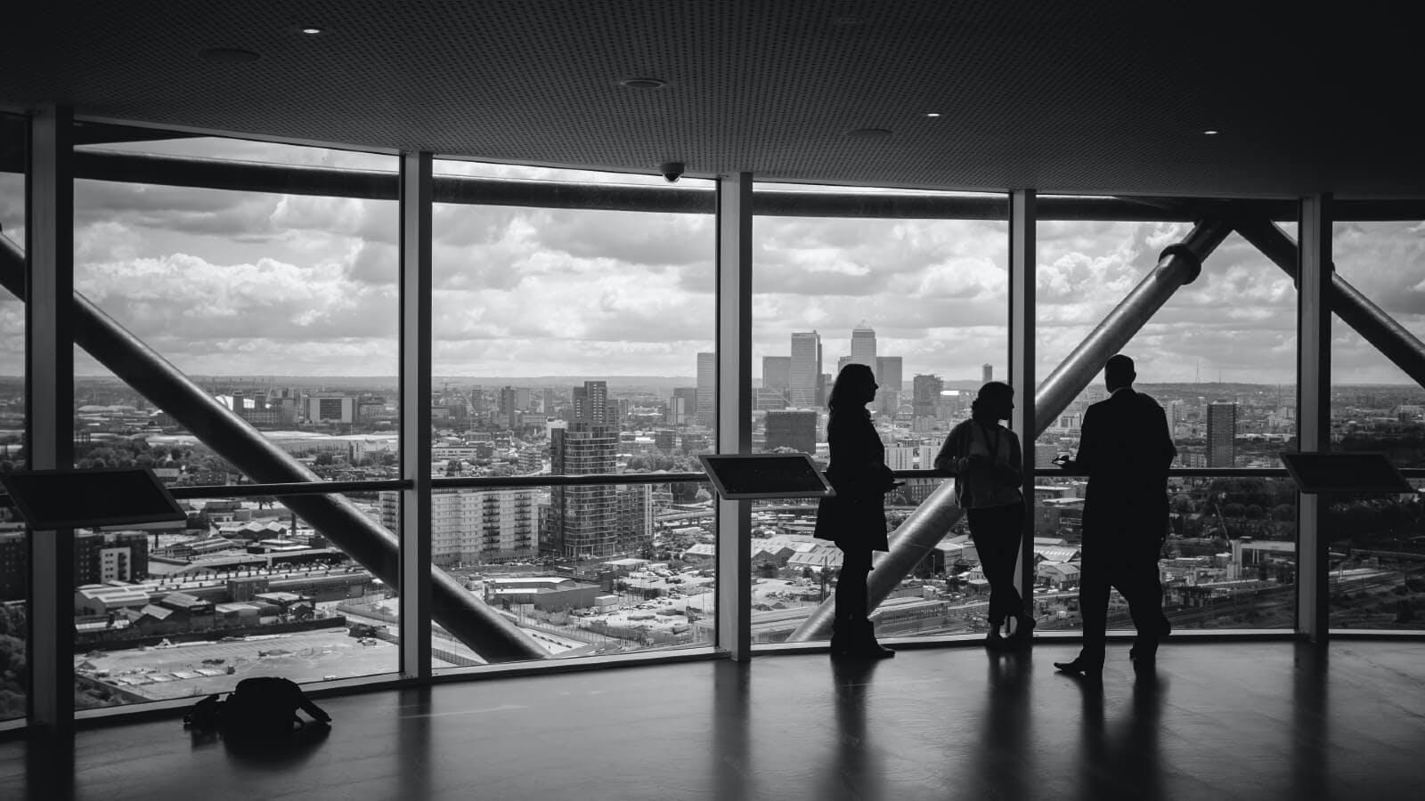 three aspiring non executive directors in conversation