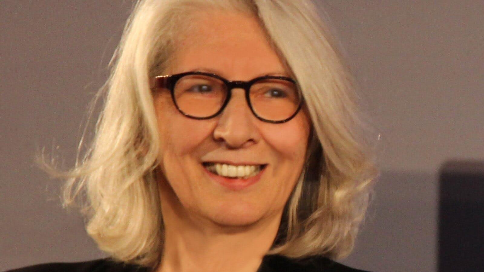 Saniye Gülser Corat, UNESCO's former Director for Gender Equality discussing gender, education and board diversity
