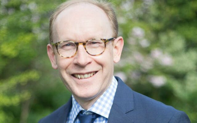 Adrian Williams, Chair, Royal Trinity Hospice