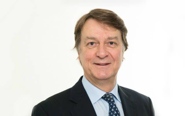 Michael Wrobel, Chair, Diverse Income Trust plc (Miton)