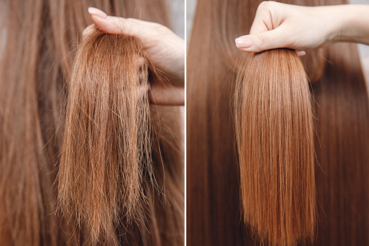 What is a blowout for your hair