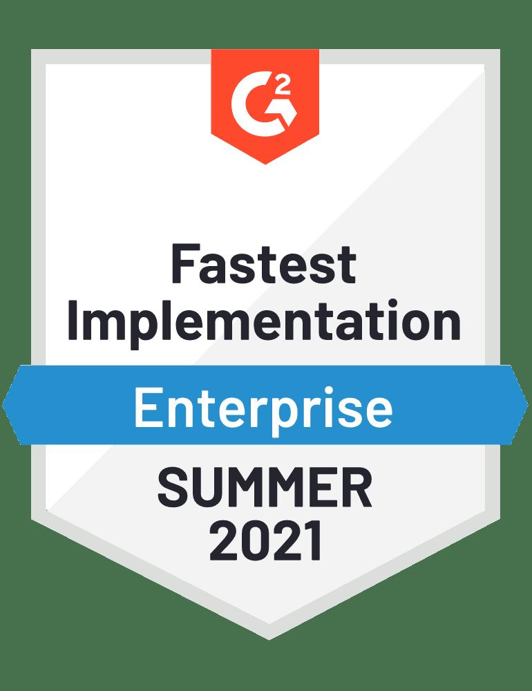 Fastest Implementation