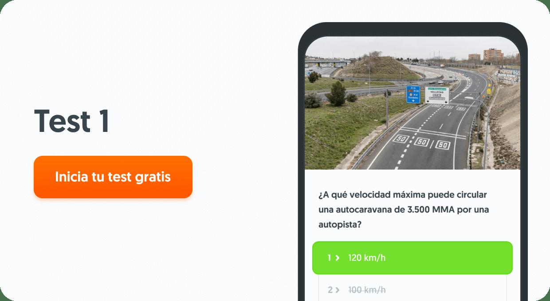 Test de conducir gratis 1