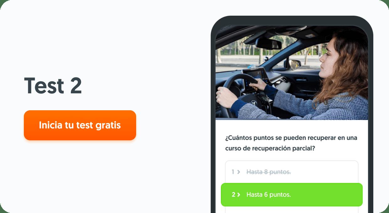 Test de conducir gratis 2