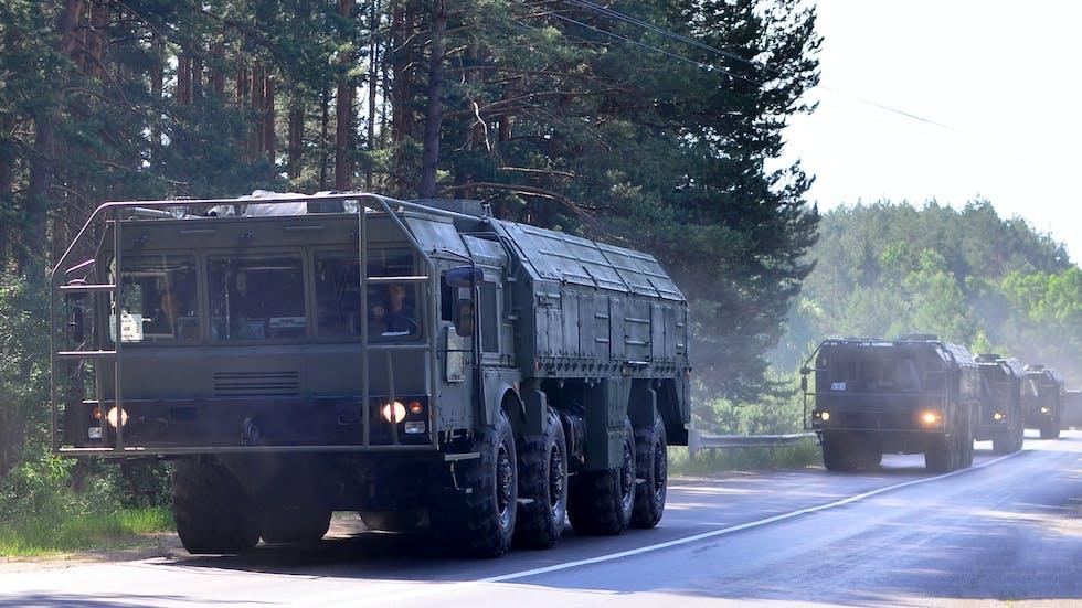 Vehículos especiales militares